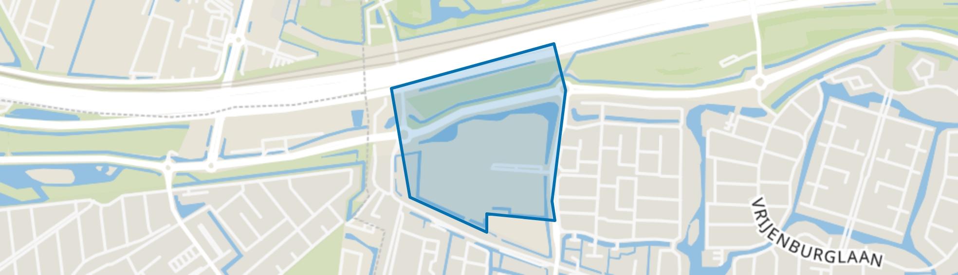 Sportpark Smitshoek, Barendrecht map