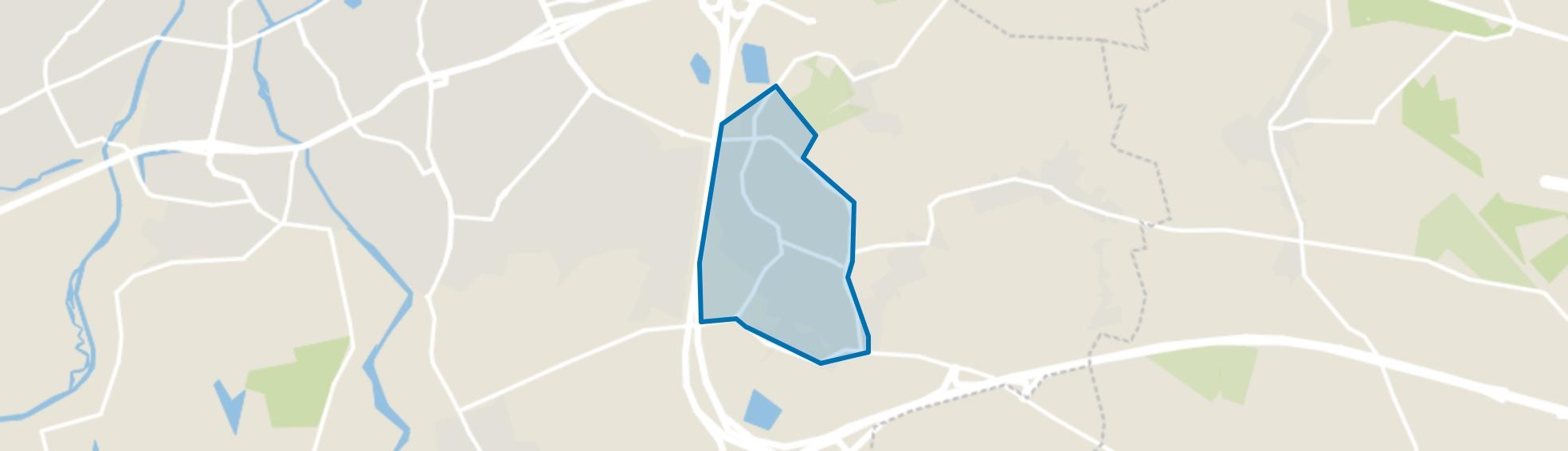 Bavel, Bavel (Gem. Breda) map