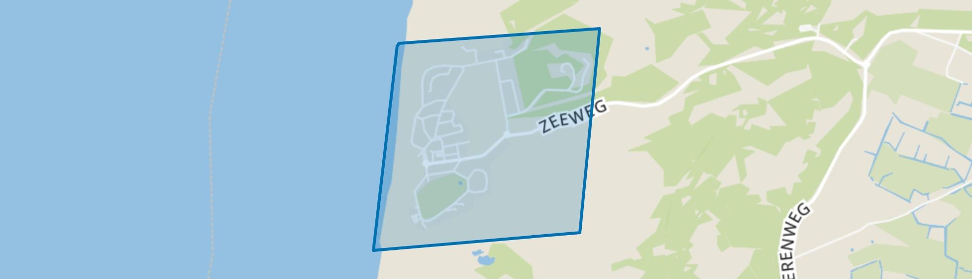 Bergen aan Zee, Bergen aan Zee map