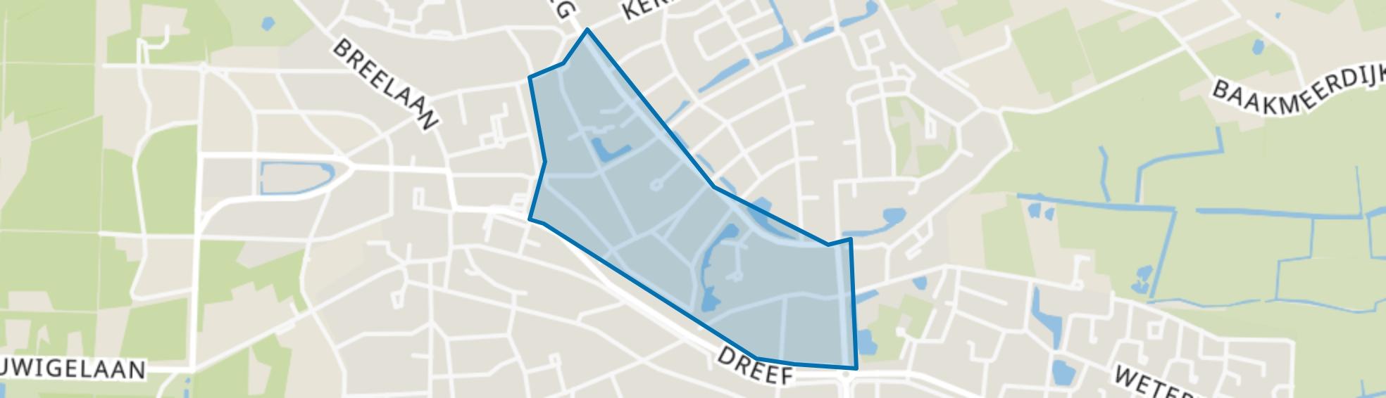 Elkshove, Bergen (NH) map