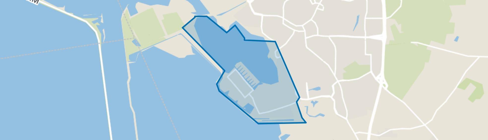 Bergse Plaat, Bergen op Zoom map