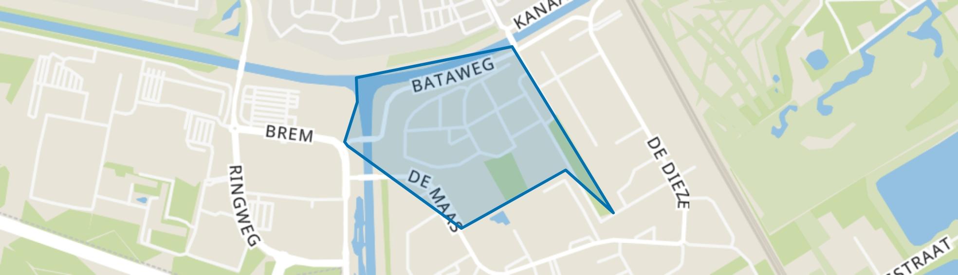 Batadorp, Best map