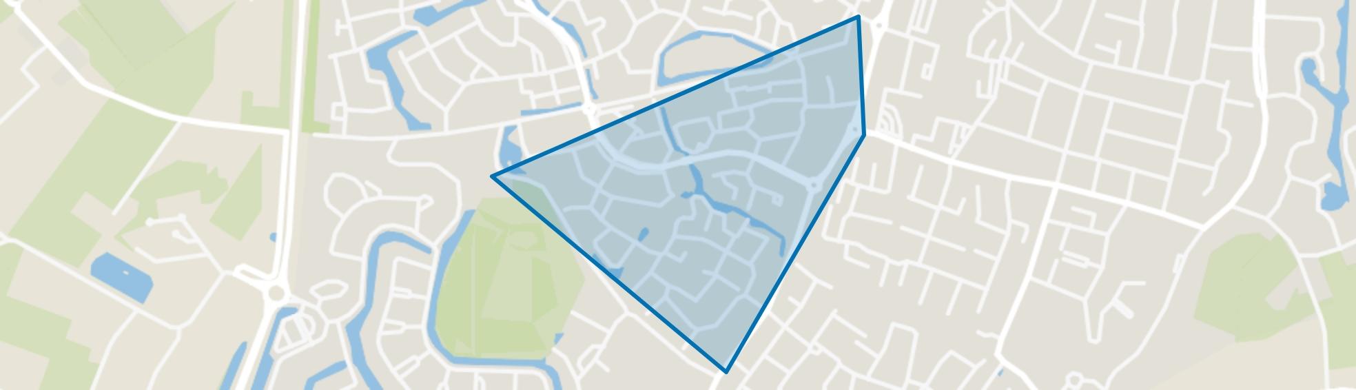 Beuningen-Tinnegieter, Beuningen (GE) map