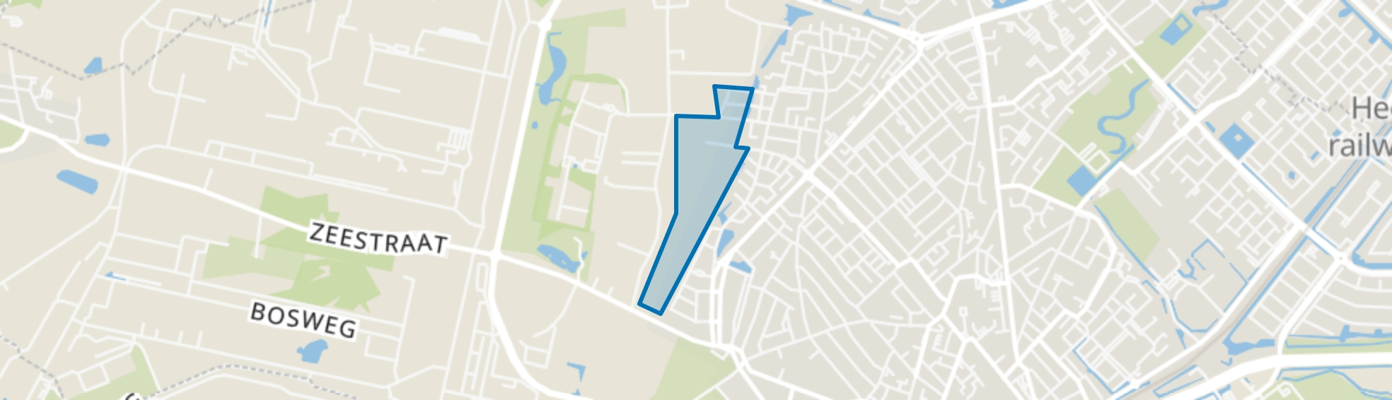 Binnenduin, Beverwijk map