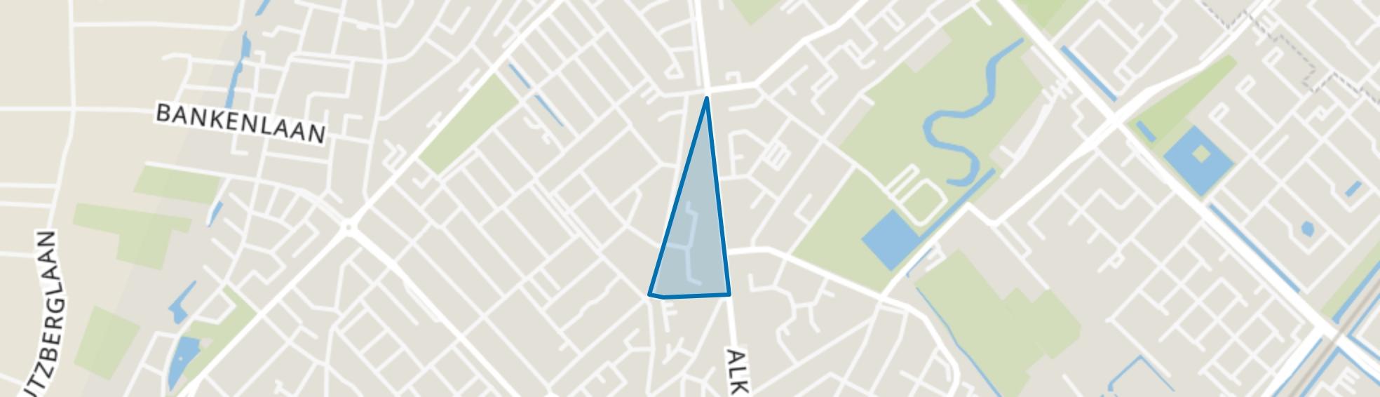De Naald, Beverwijk map