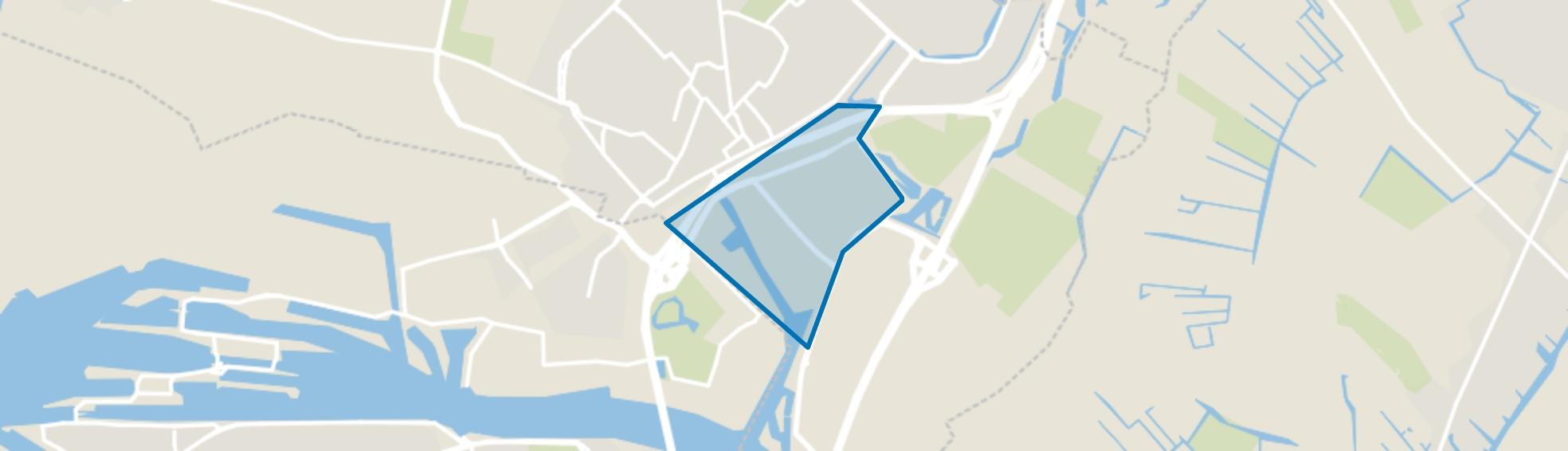 De Pijp, Beverwijk map