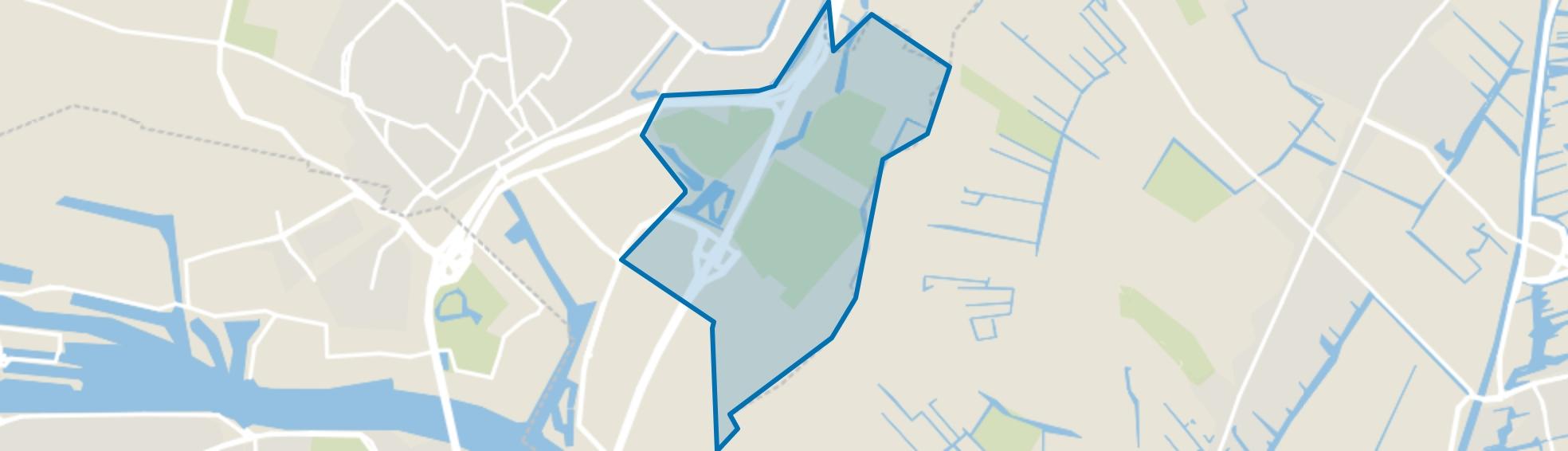 Wijkerbroek, Beverwijk map