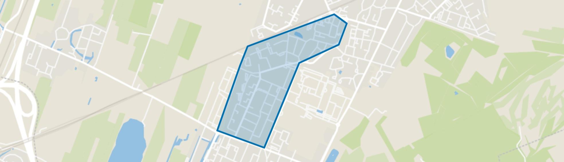 Brandenburg, Bilthoven map