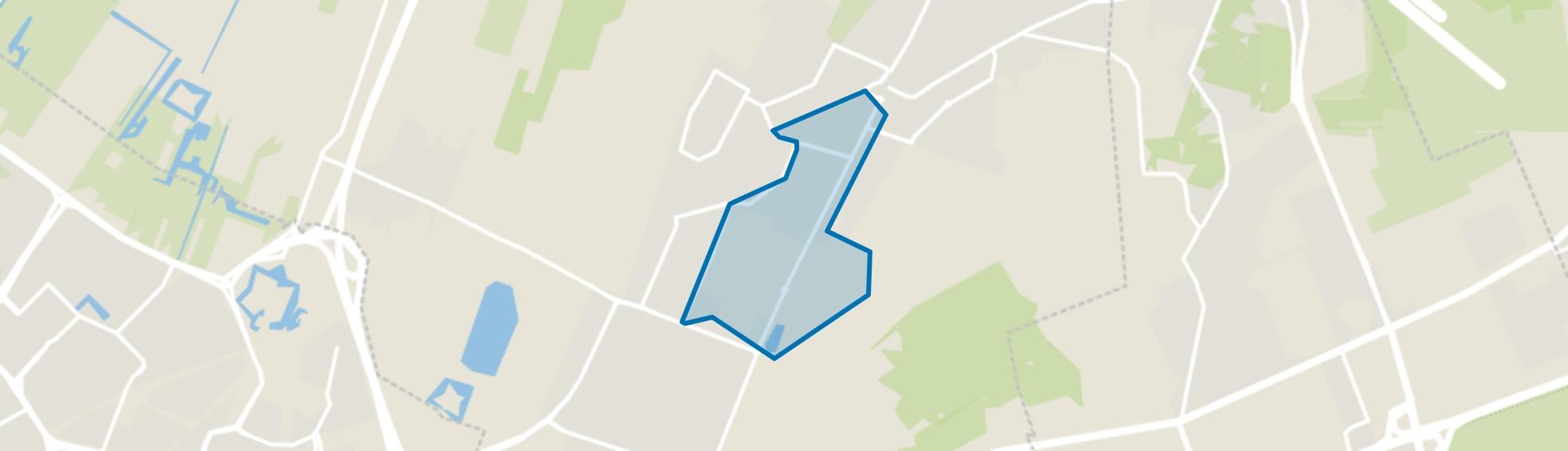 Tuindorp, Bilthoven map