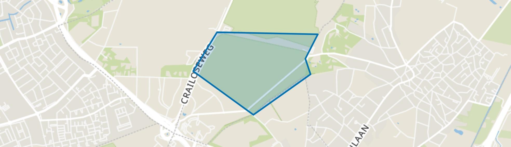 Blaricummer Heide, Blaricum map
