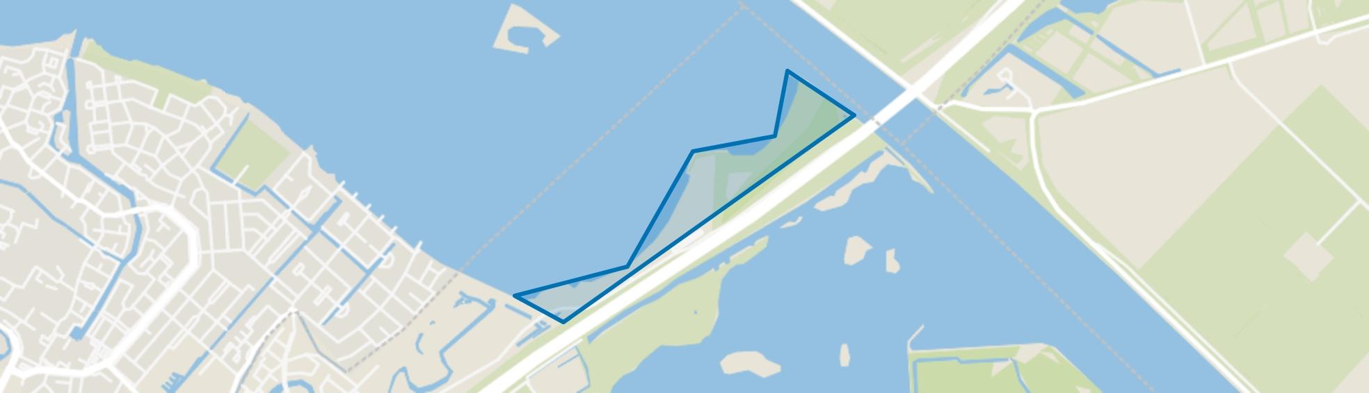 Stichtsebrug, Blaricum map