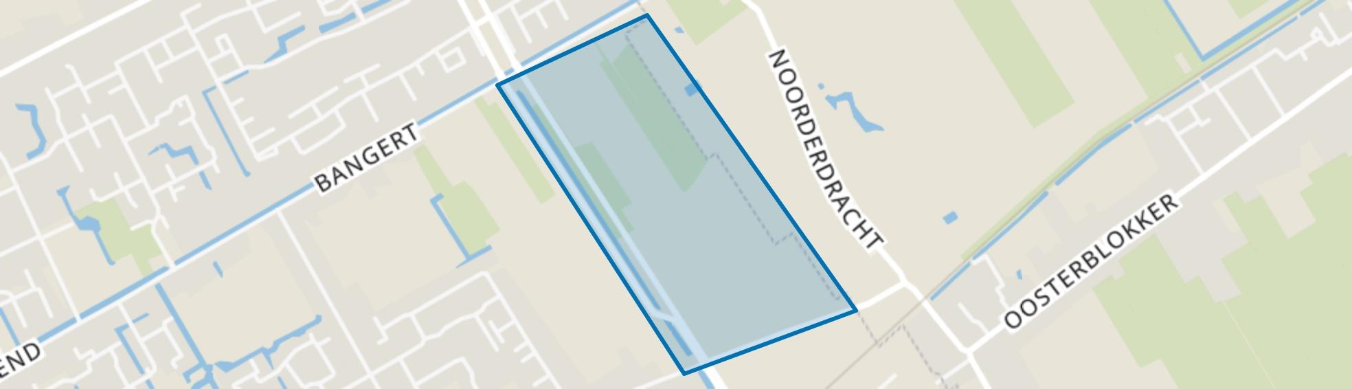Bangert en Oosterpolder - Buurt 35 06, Blokker map