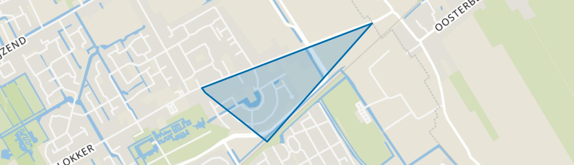Blokker - Buurt 31 02, Blokker map