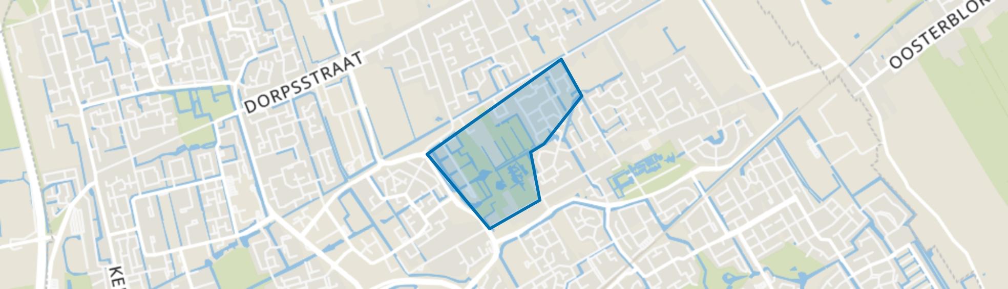 Blokker - Buurt 31 03, Blokker map
