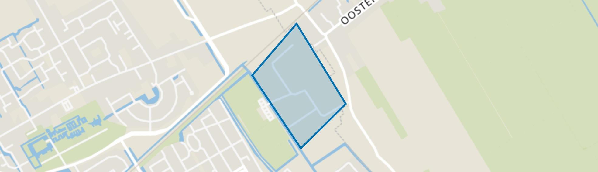 Kersenboogerd-Zuid - Buurt 33 09, Blokker map