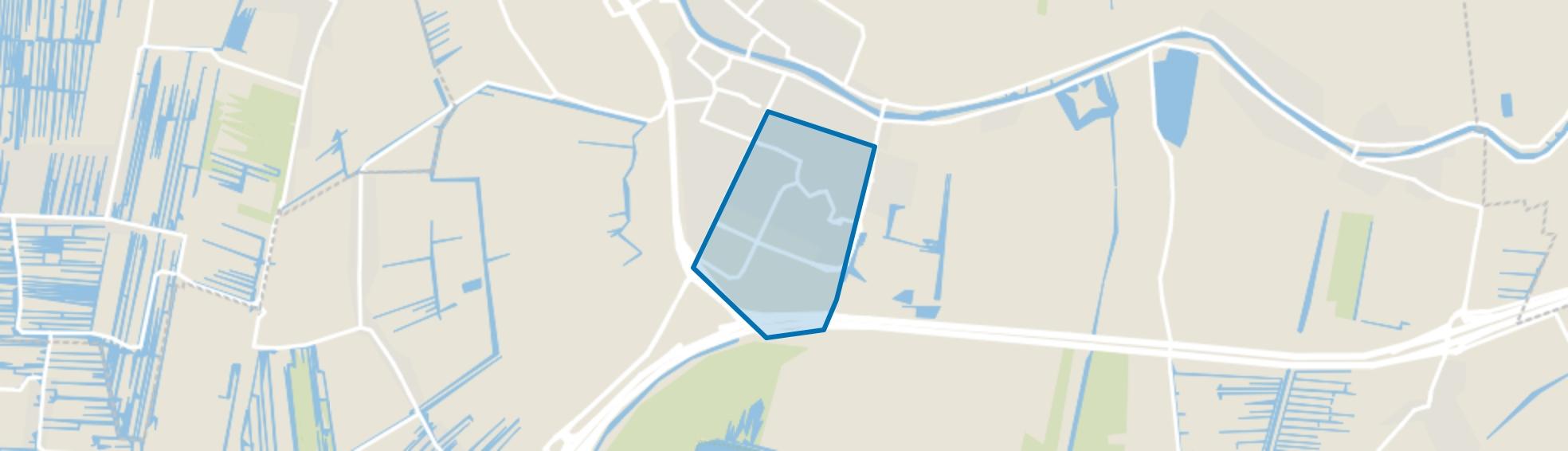 Broekvelden, Bodegraven map