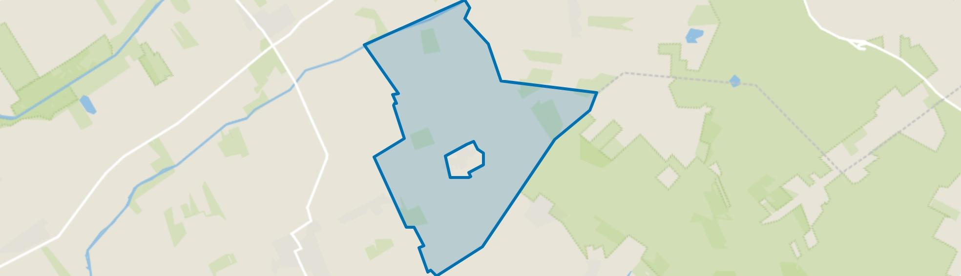 Boijl-Buitengebied, Boijl map