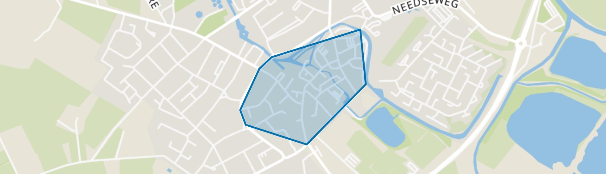 Borculo Centrum, Borculo map