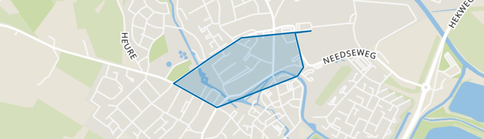 De Maat, Borculo map