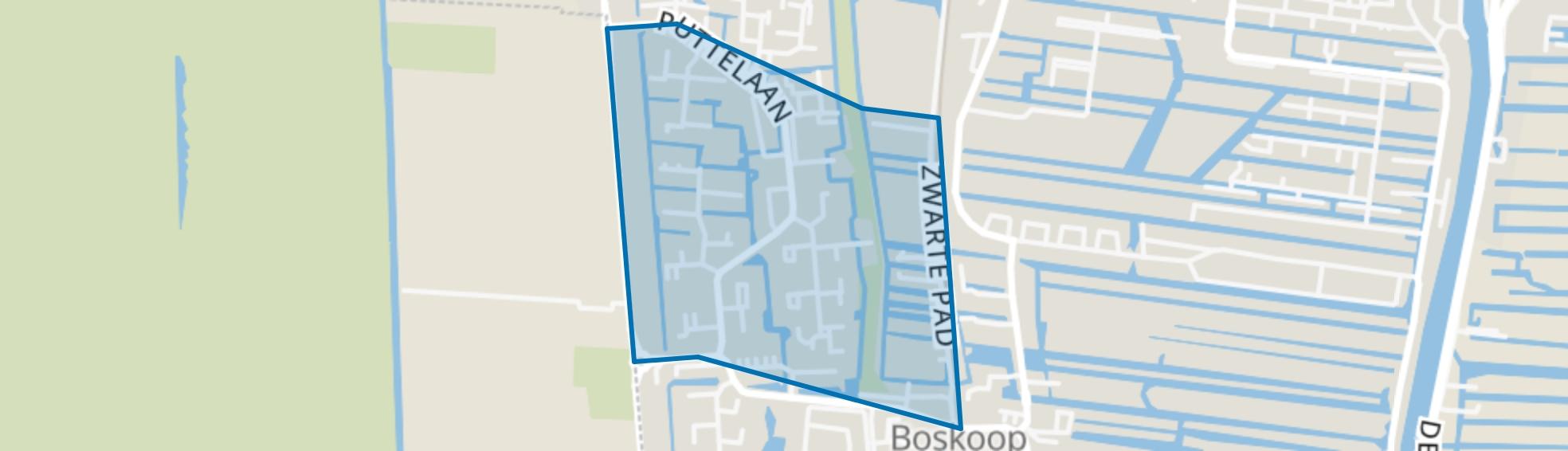Snijdelwijk, Boskoop map