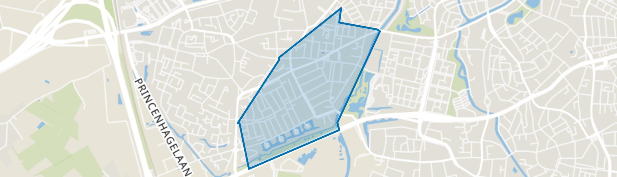 Heuvel, Breda map