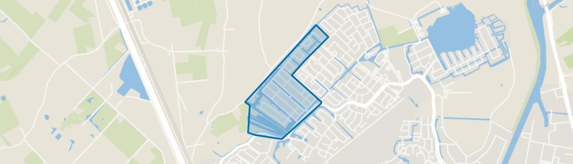 Kroeten, Breda map
