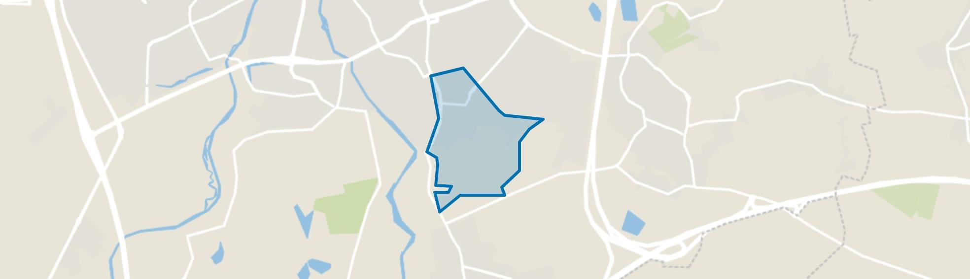 Overakker, Breda map