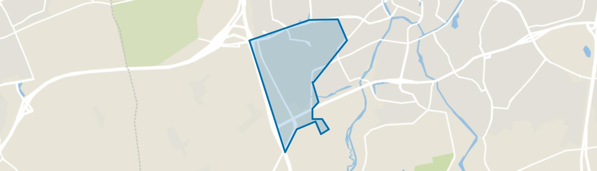 Princenhage, Breda map