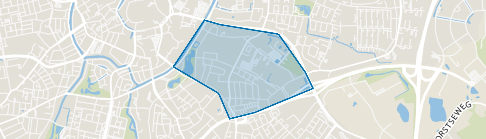 Sportpark, Breda map