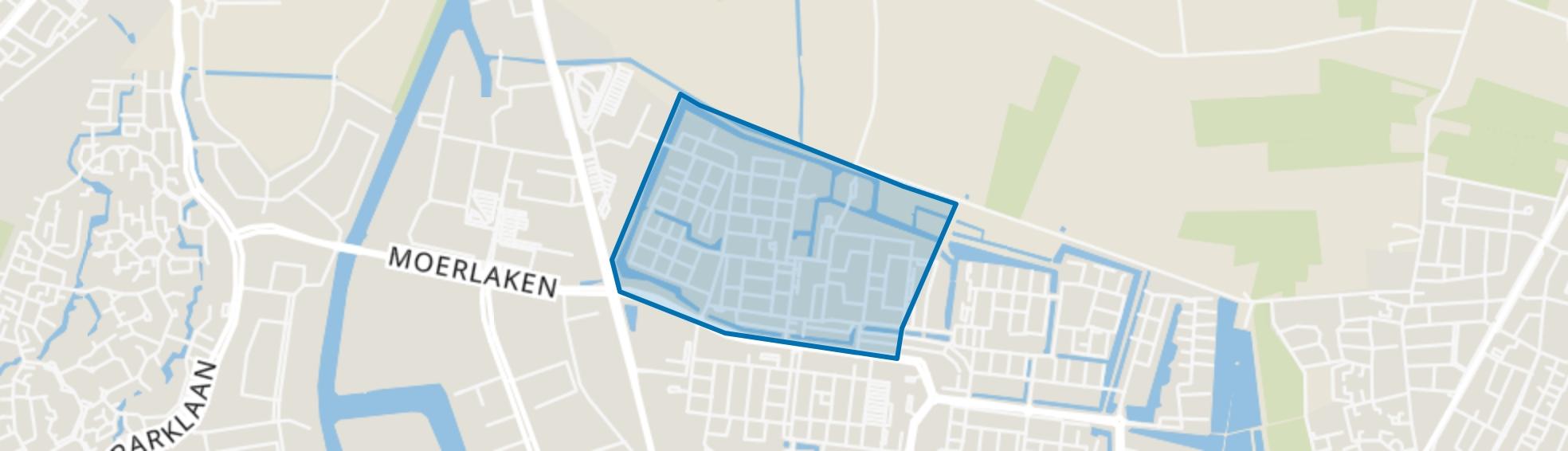 Wisselaar, Breda map