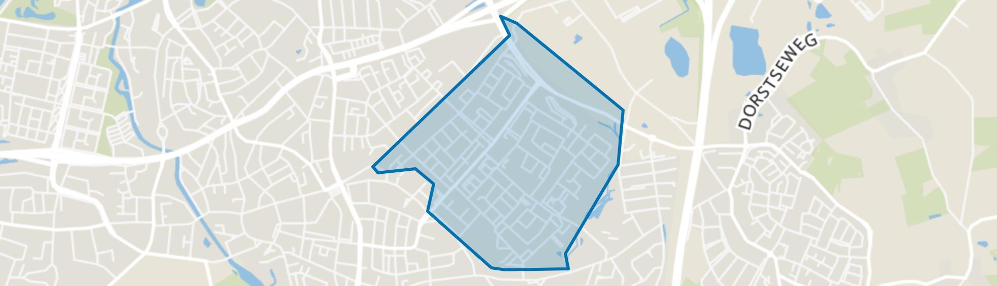 Ypelaar, Breda map