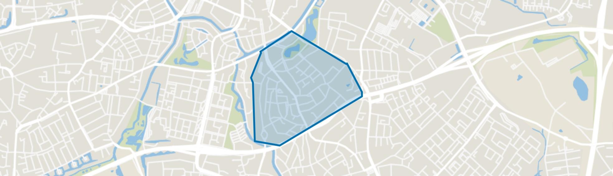 Zandberg, Breda map