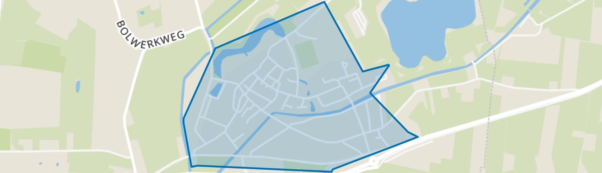 Bredevoort, Bredevoort map