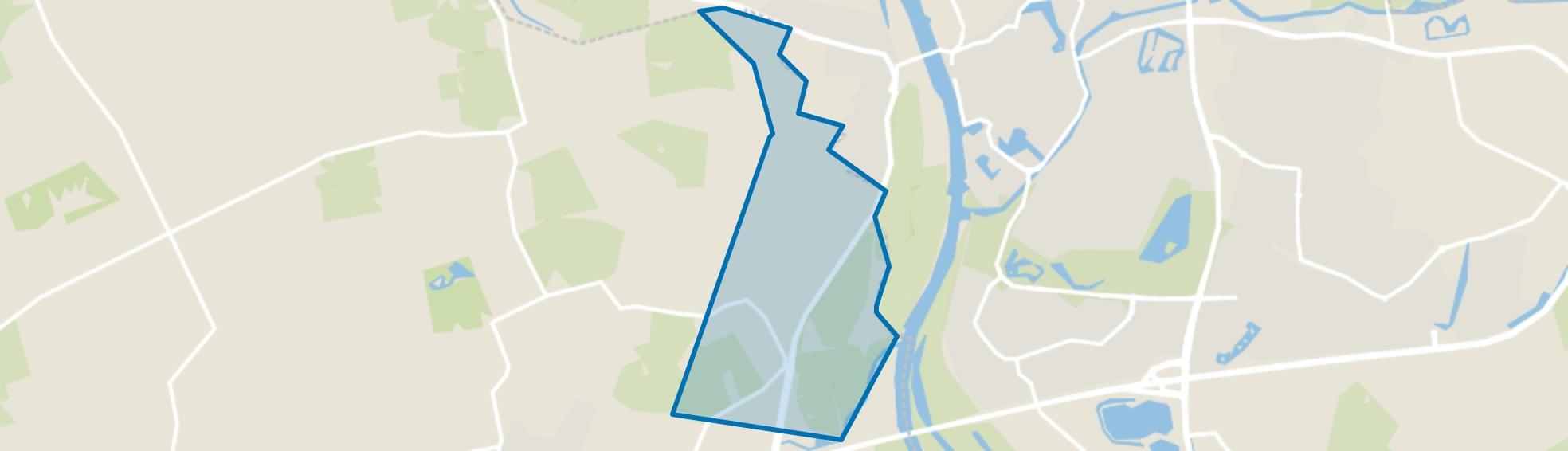 Wapsum, Brummen map