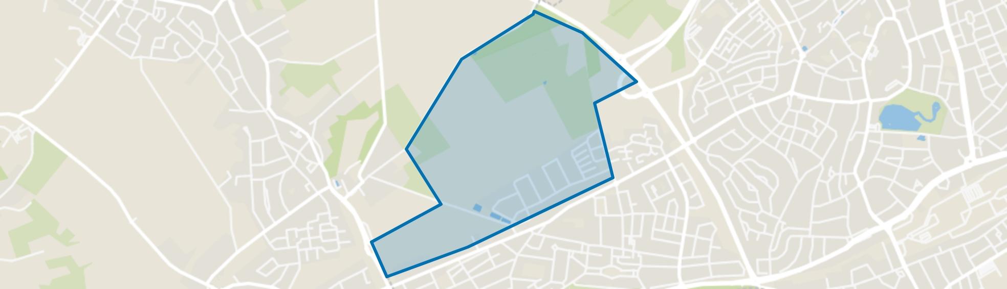 Amstenraderveld, Brunssum map