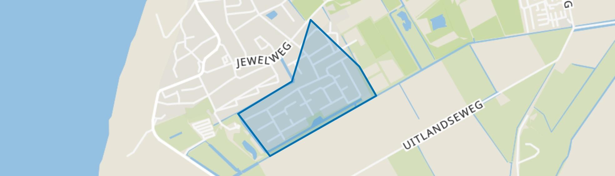 Uyterland, Callantsoog map