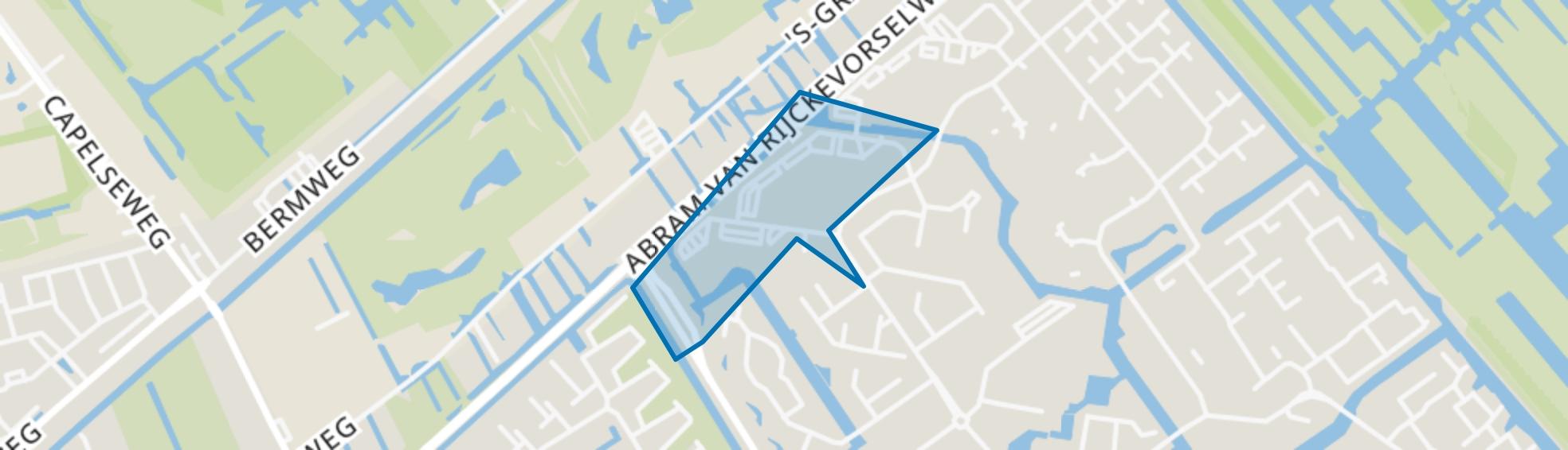 Beemster/Purmerhoek, Capelle aan den IJssel map