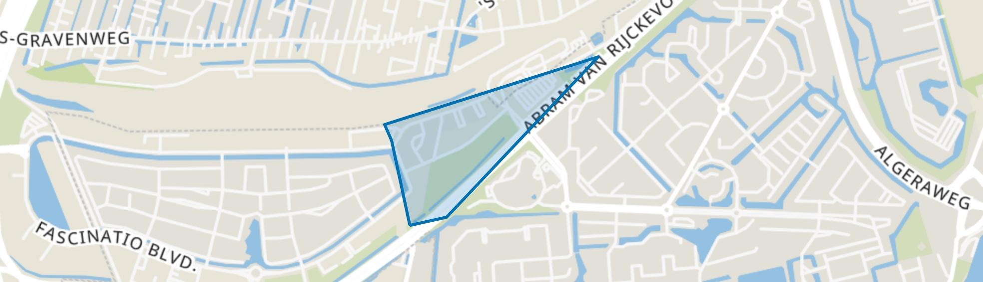 Capelsebrug, Capelle aan den IJssel map