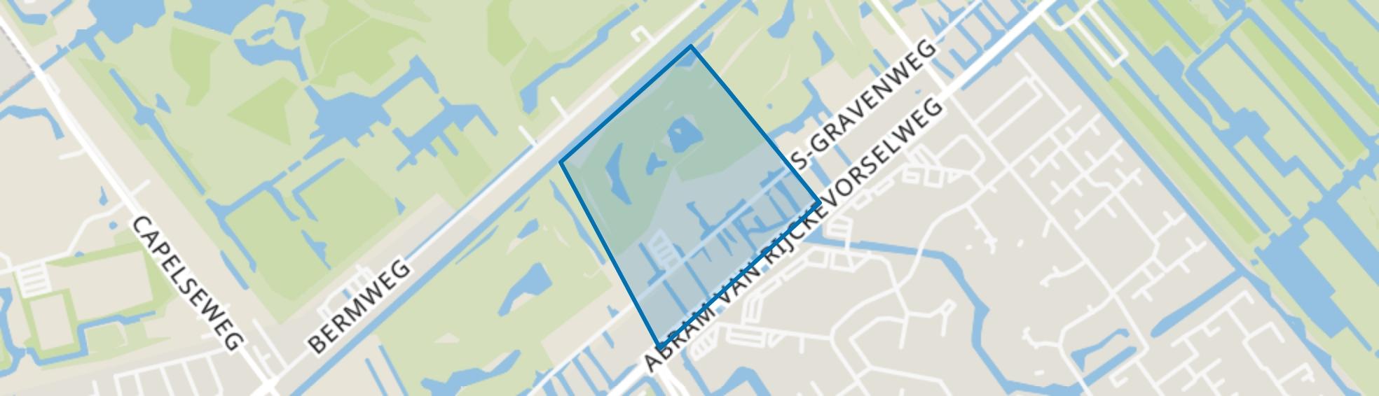 Klaverweide, Capelle aan den IJssel map
