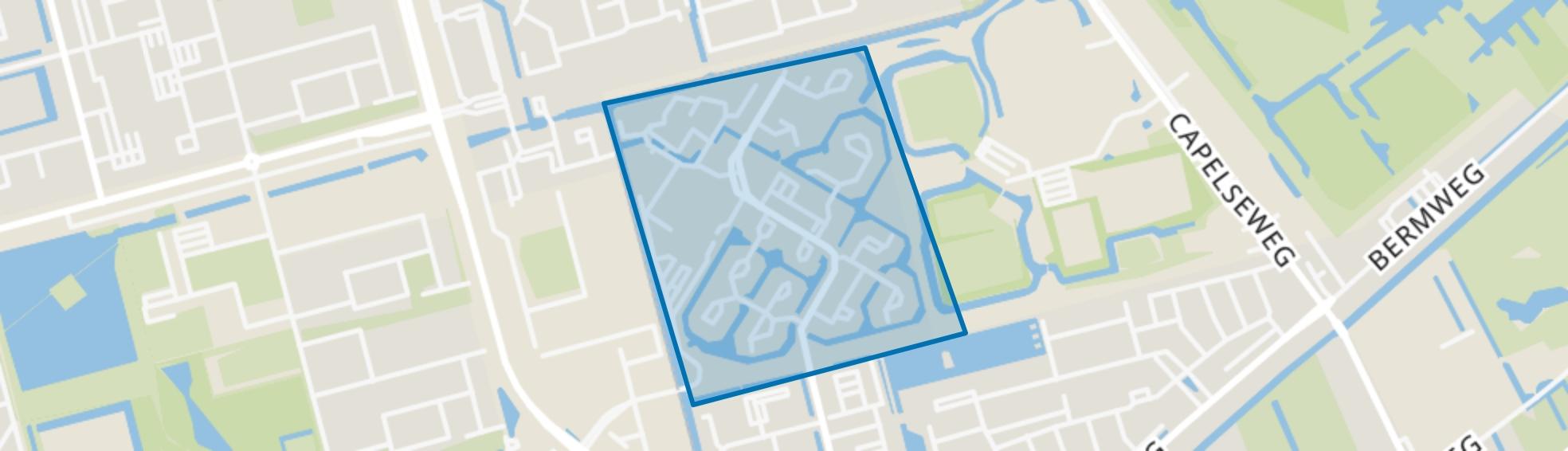 Molenbuurt, Capelle aan den IJssel map