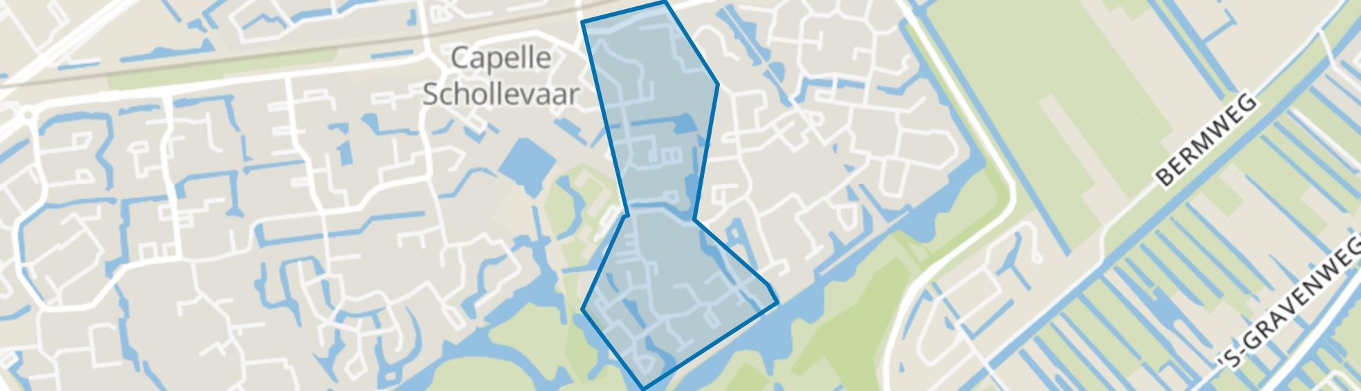 Operabuurt, Capelle aan den IJssel map