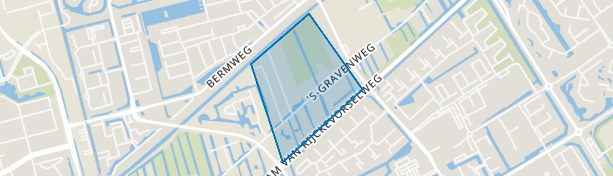 's-Gravenpark, Capelle aan den IJssel map