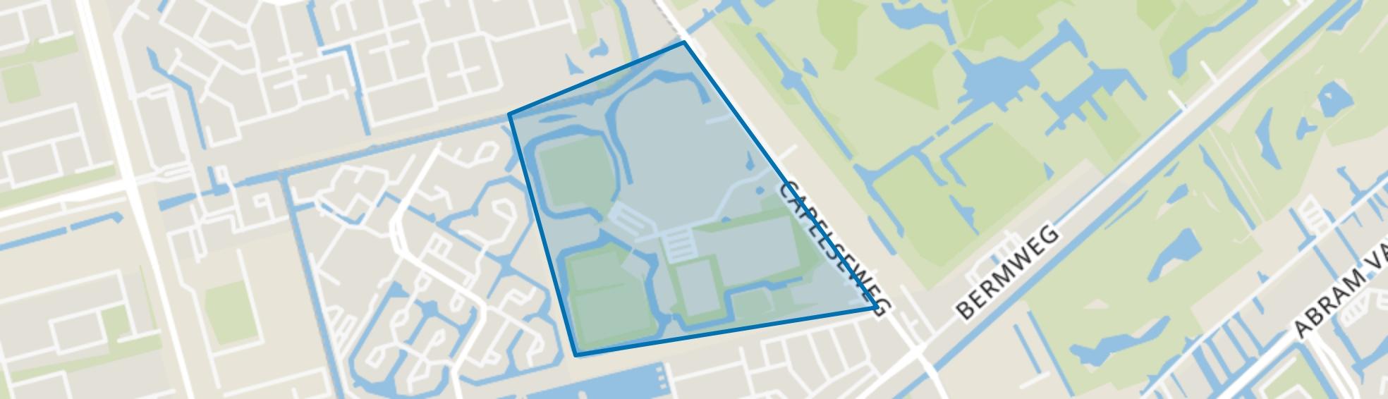 Sportpark Schenkel, Capelle aan den IJssel map