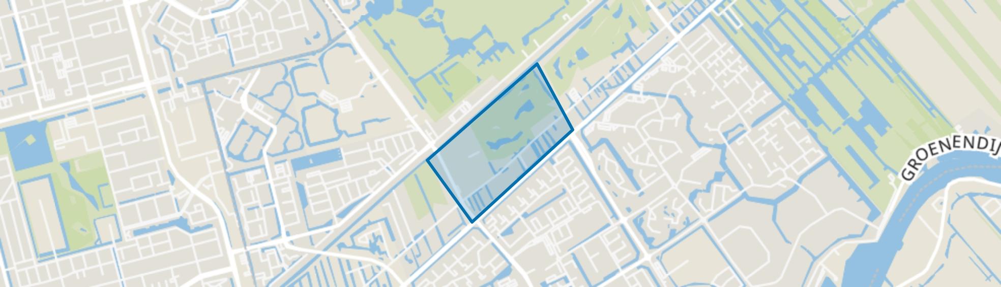 Stationsbuurt, Capelle aan den IJssel map