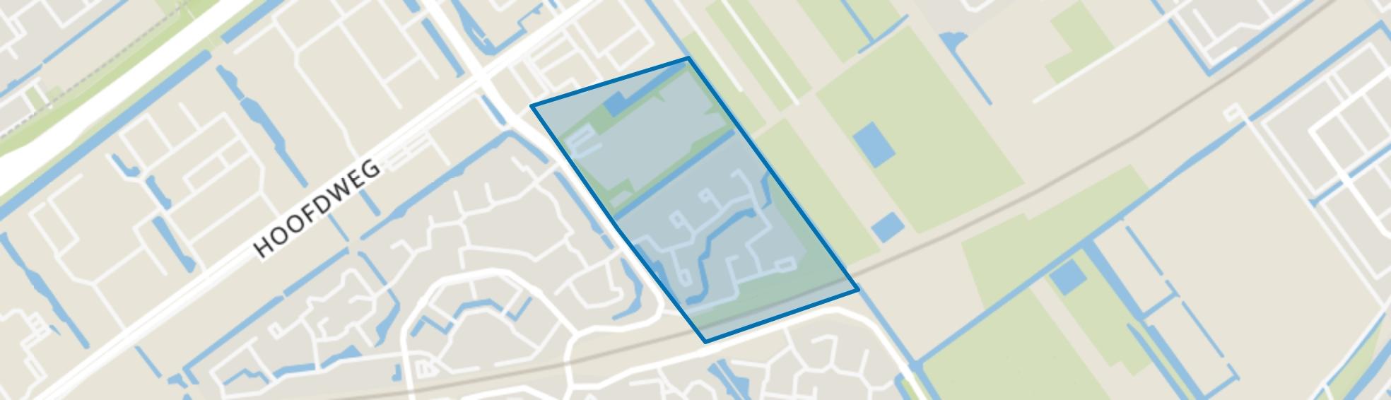 Tuinenbuurt, Capelle aan den IJssel map