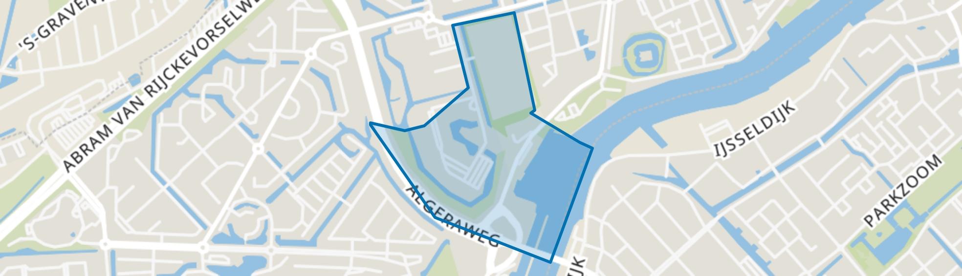 Valeriusbuurt, Capelle aan den IJssel map