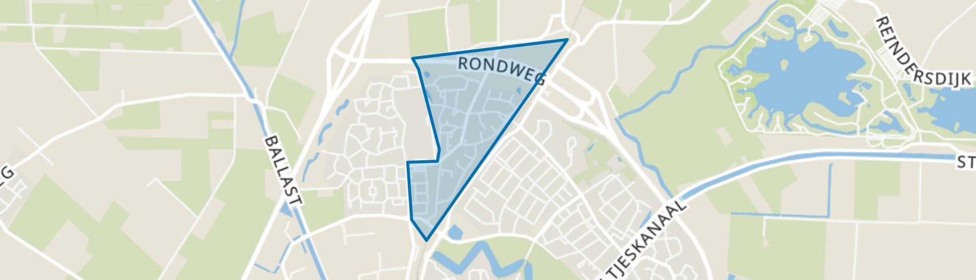De Loo, Coevorden map