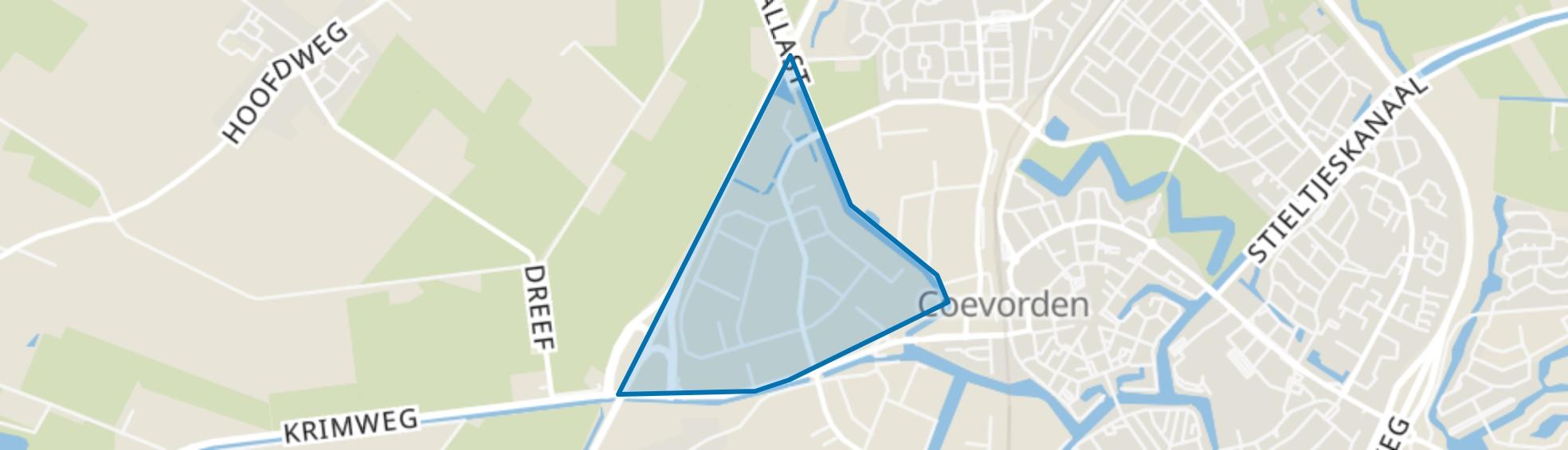 Hare, Coevorden map