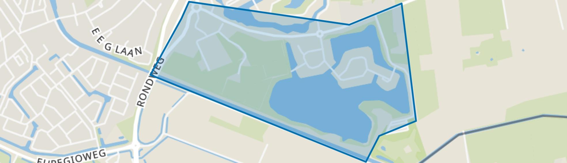 Klinkenvlier, Coevorden map