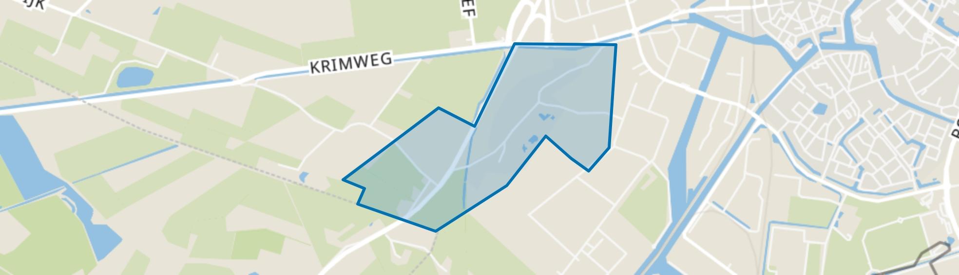 Klooster, Coevorden map